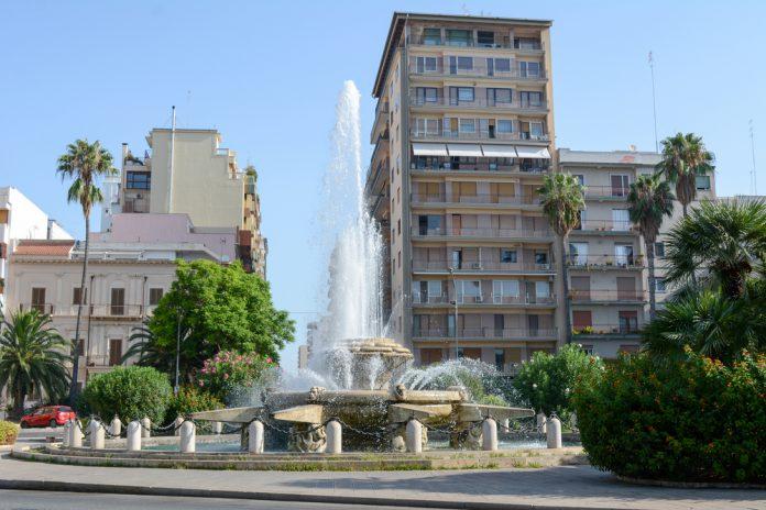 Piazza Ebalia Taranto