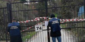 Sequestro collinette ecologiche ex Ilva di Taranto