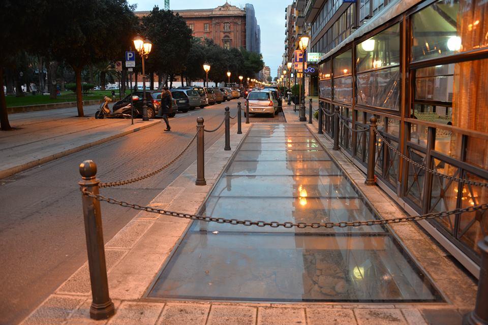 Via D'Aquino la via principale di Taranto