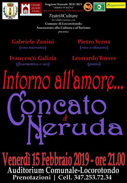 Concato e Neruda