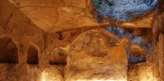 La cripta del Redentore di Taranto
