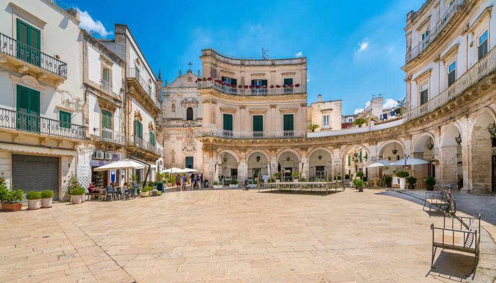 Cosa vedere nei dintorni di Taranto