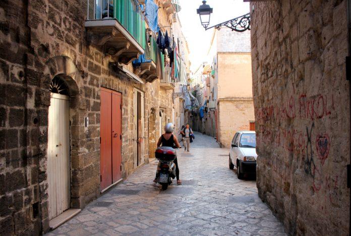 Antiche corti di Taranto