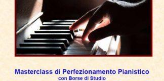 Masterclass di perfezionamento pianistico