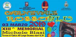 A Montemesola il Carnevale si festeggia anche con lo sport