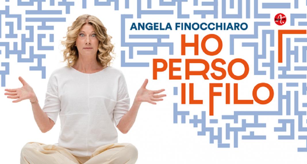 Angela Finocchiaro a Taranto al Teatro Orfeo