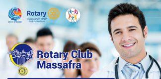 Il Rotary opera per la tua saluteIl Rotary opera per la tua salute