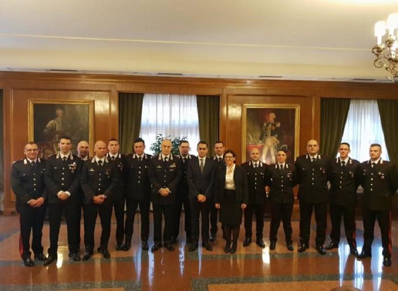 Eroe di Martina Franca tra i carabinieri del bus dirottato