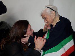 Festeggia 116 anni la nonna più longeva d'Euopa