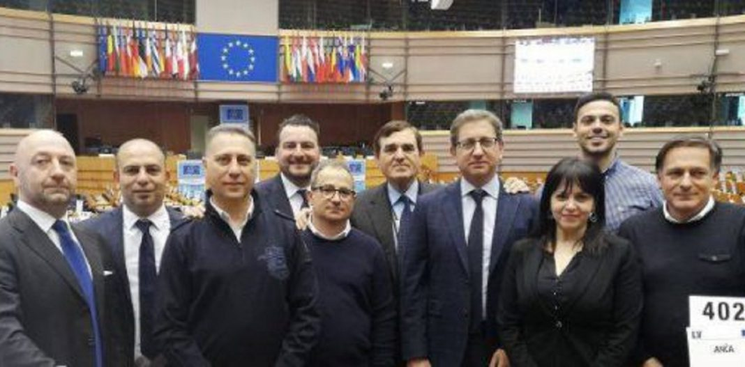 Il Sindaco di Massafra a Bruxelles per nuovi progetti
