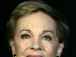 Leone d'Oro a Venezia per la nota attrice Julie Andrews