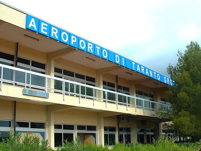 Melucci attende risposte concrete su aeroporto di Taranto