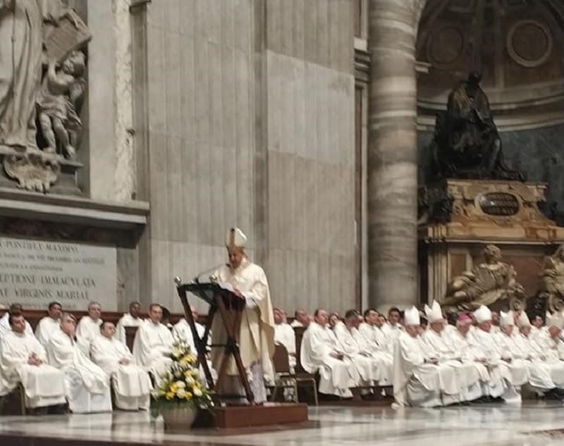 Mons Gallone nuovo vescovo diocesi di Mottola