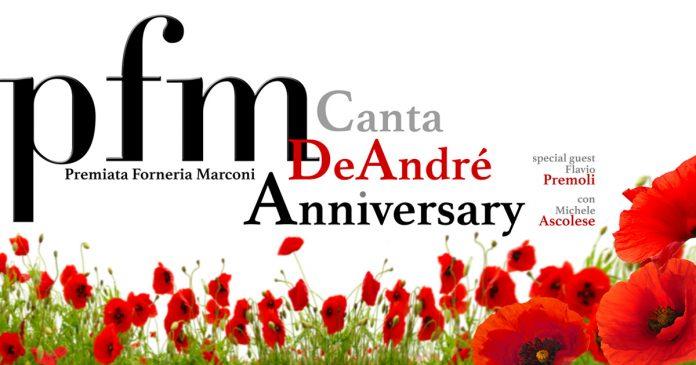 A Martina Franca PFM canta De André - Anniversary