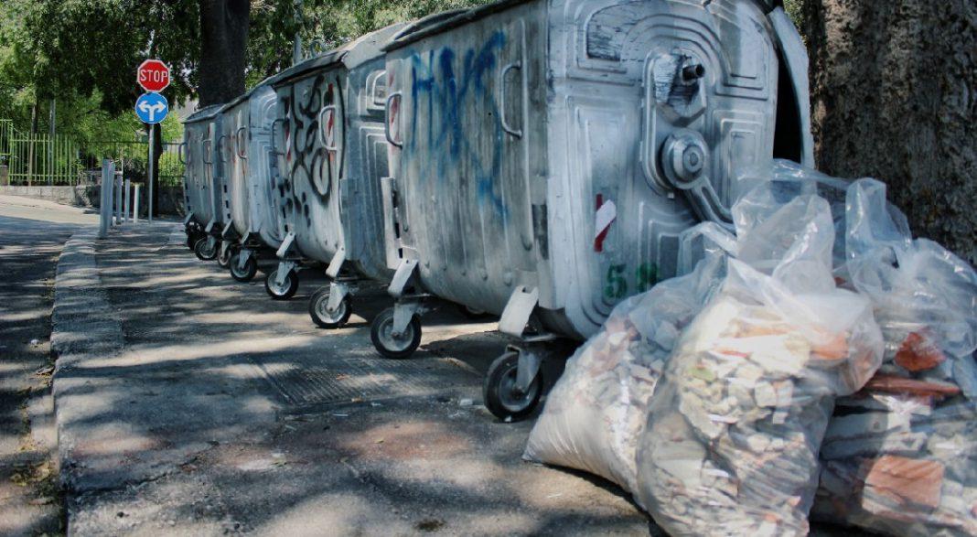 Polizia Locale a Caccia di rifiuti a Crispiano