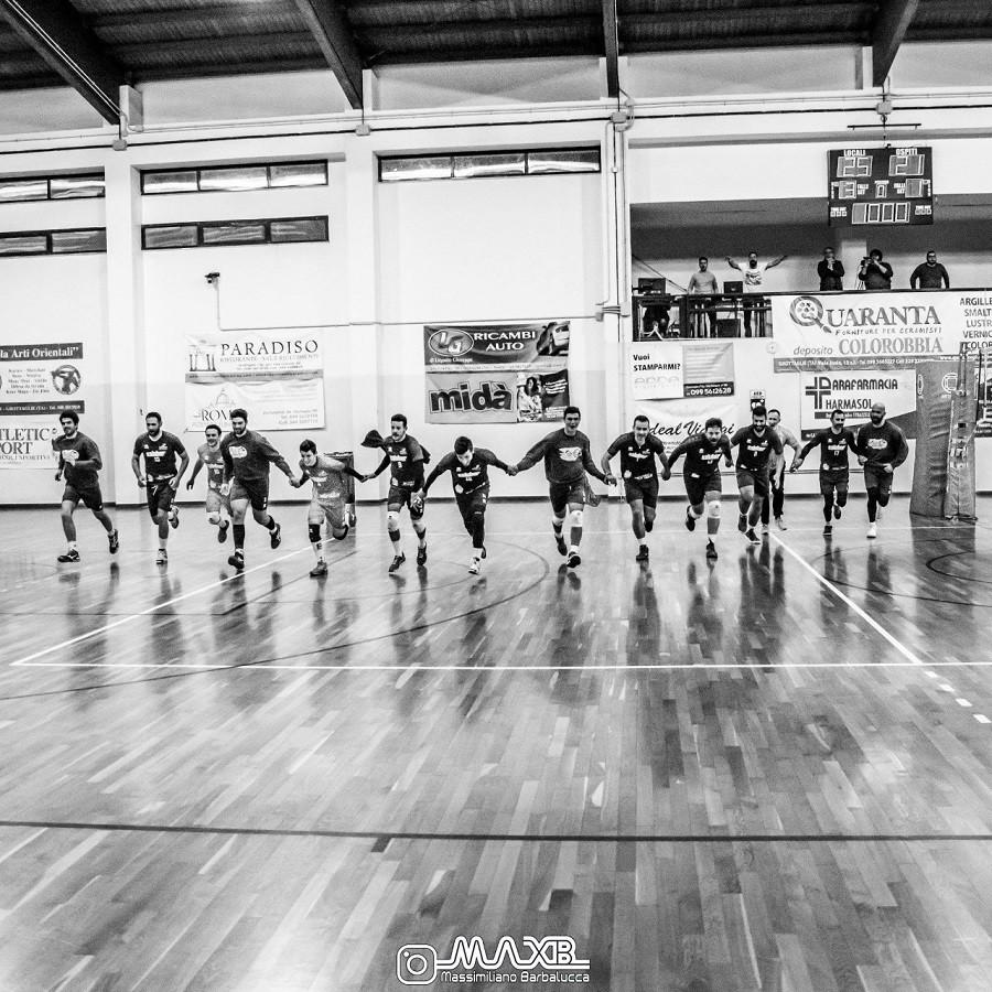 Prima vittoria ai Playoff serie C Volley Club Grottaglie