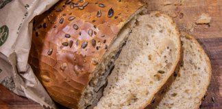 Ricetta di Fragagnano del pane fatto in casa senza farina