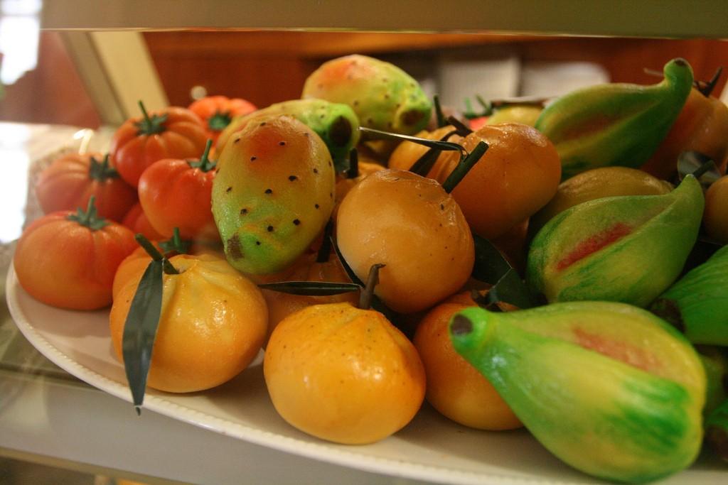 Ricetta di Montemesola dei dolci di mandorle