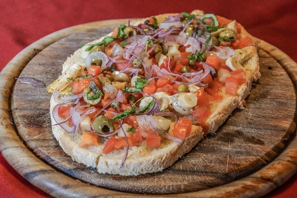 Ricetta di Montemesola del pane di Altamura