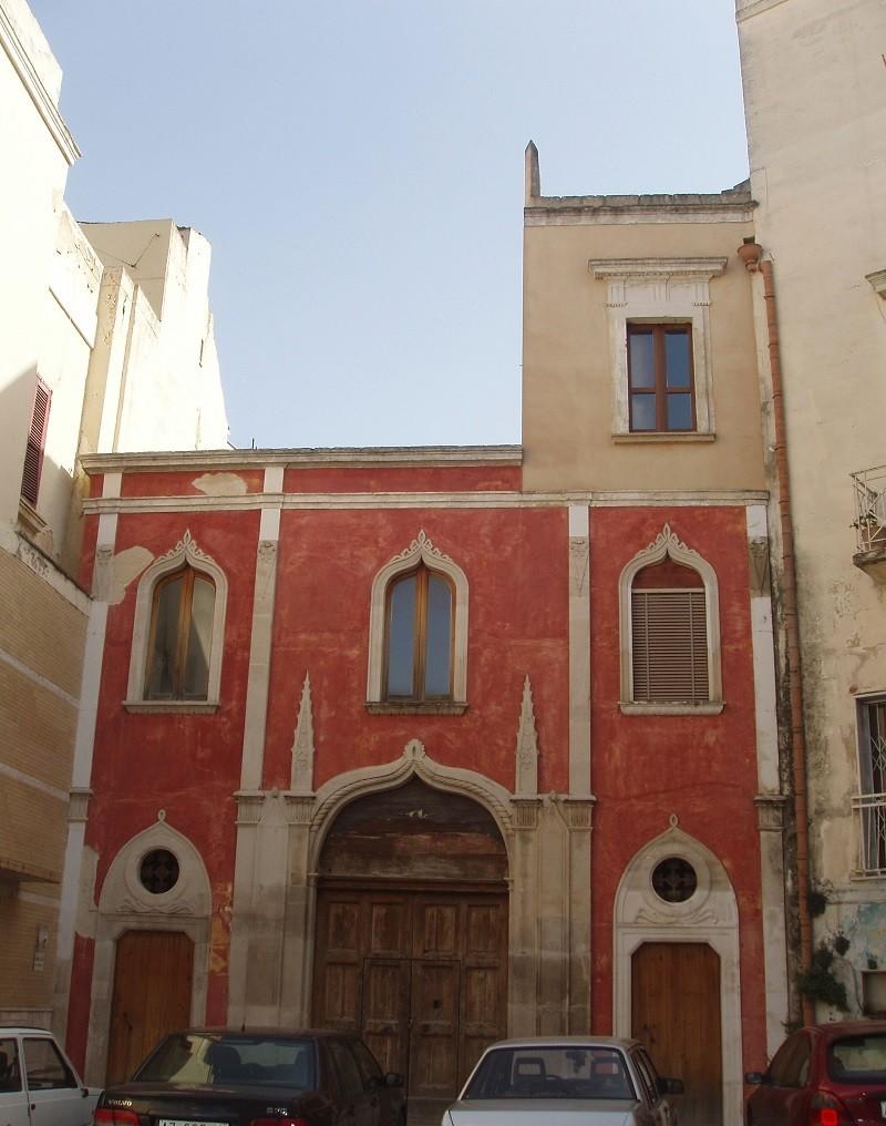 Sede del Gal a Palazzo Catalano a Castellaneta