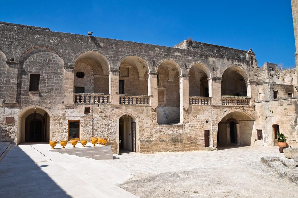 Castello Episcopio di Grottaglie