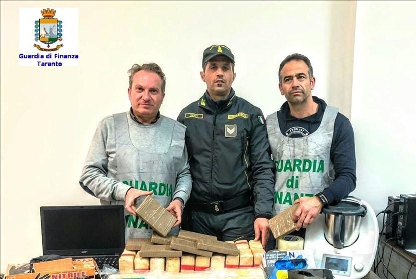 Massafra: Importante operazione della GDF