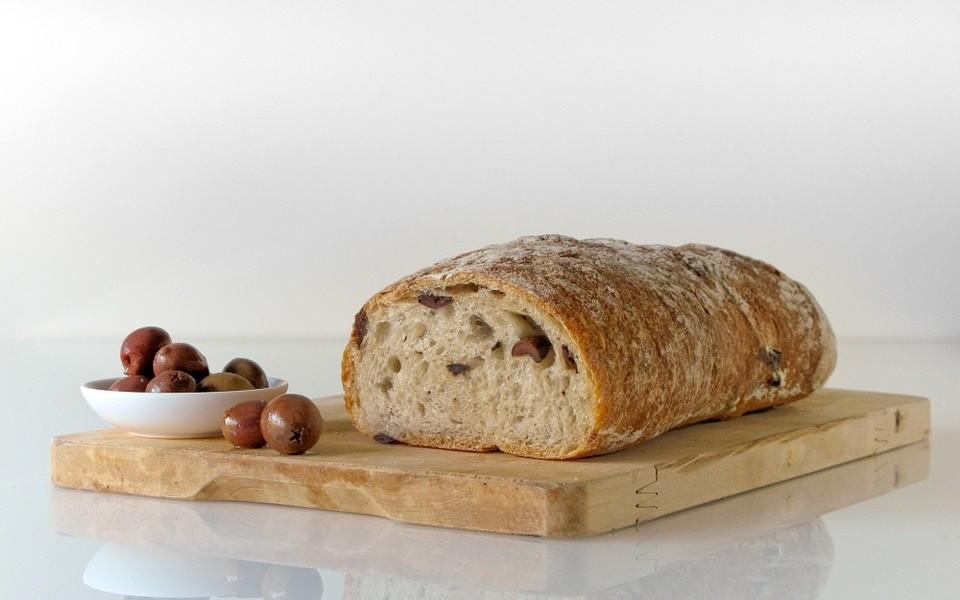 A Faggiano realizziamo la ricetta Puccia con le olive