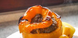 A Ginosa realizziamo la ricetta peperoni ripieni