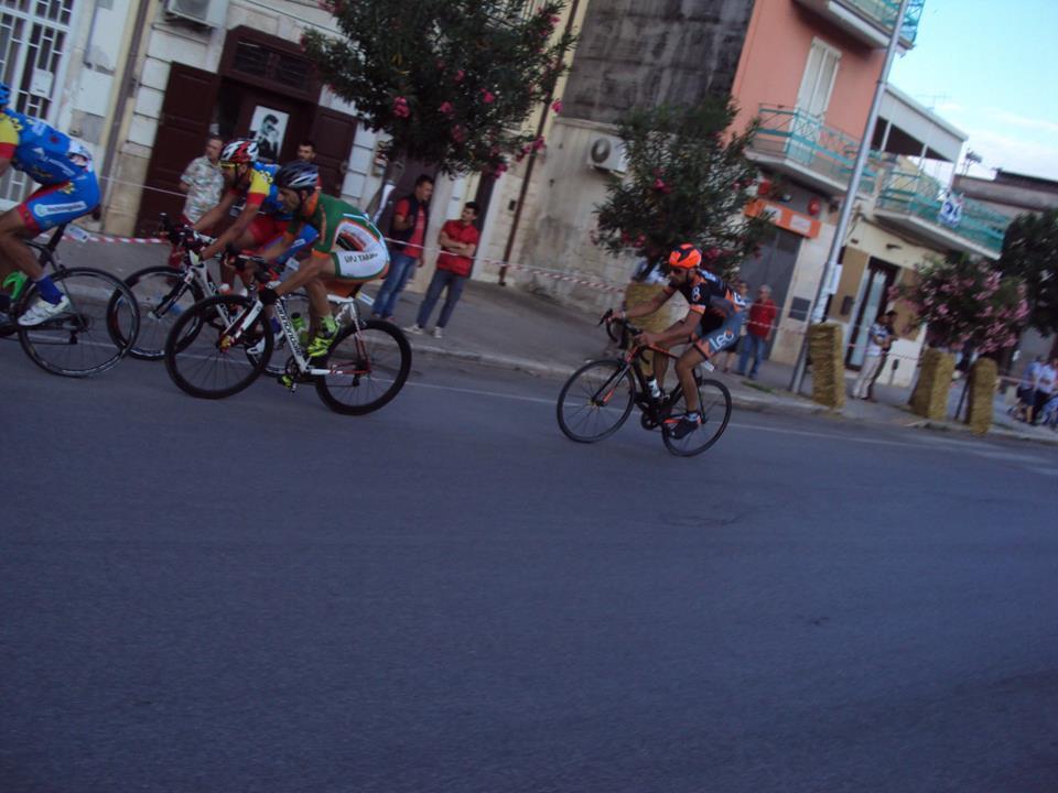 A Grottaglie ritorna la XIII edizione del Trofeo Pantani