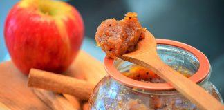 A Roccaforzata prepariamo la marmellata di mele di Puglia