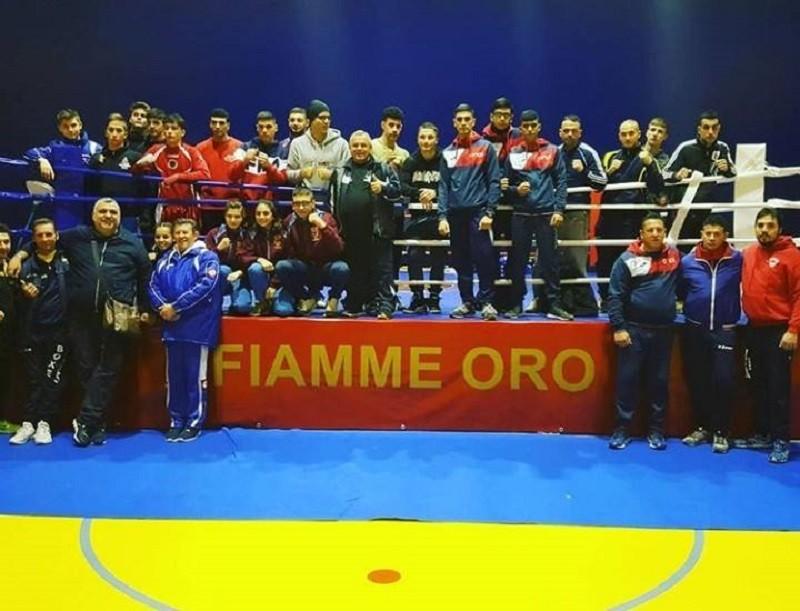 Al XIX Trofeo dell'Amicizia la Quero Chiloiro Taranto