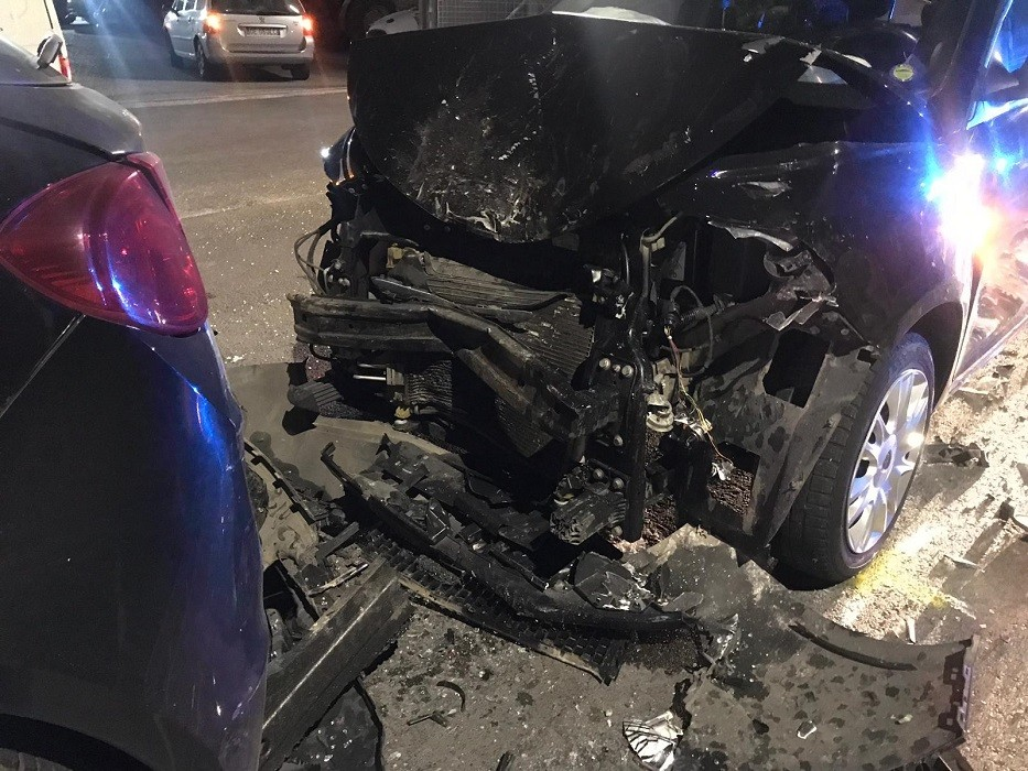 Grave incidente stradale sulla SS7 per Massafra