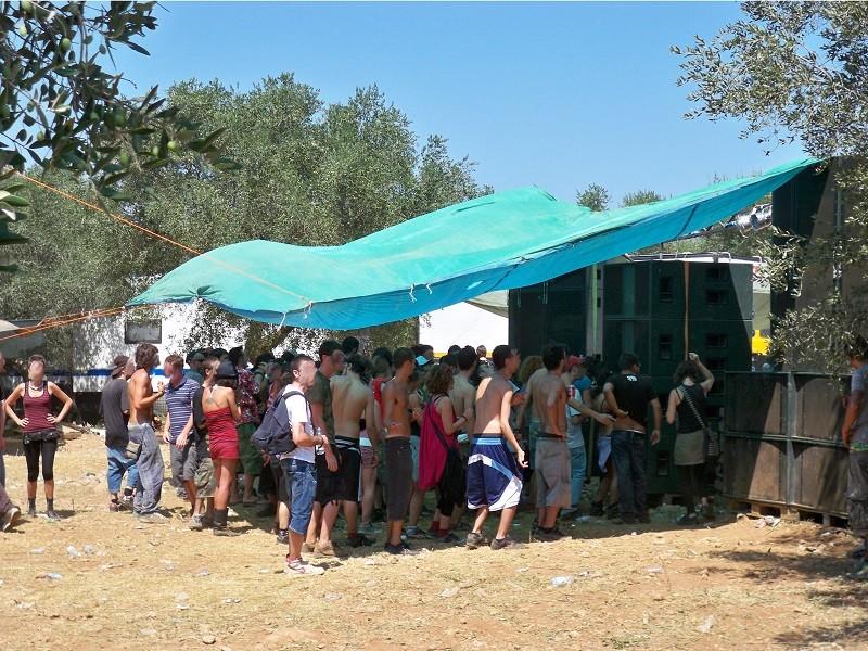 In Agro di Fragagnano fermato rave party non autorizzato