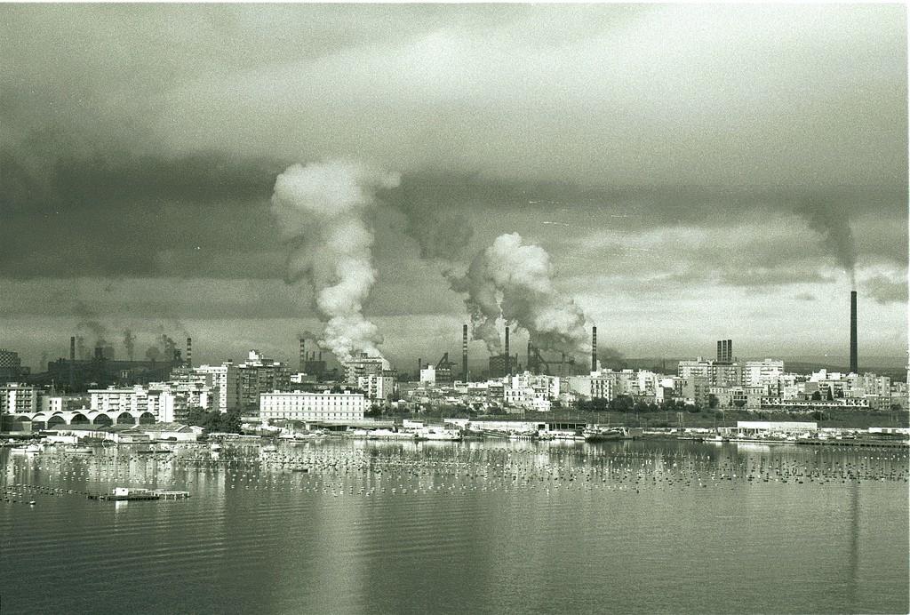 Inquinamento in aumento a Taranto. Lo conferma Peacelink