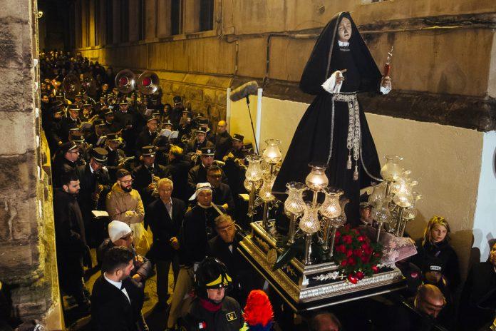 La Settimana Santa a Taranto entra nel vivo