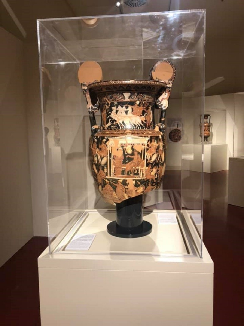Mitomania mostra al Museo MarTa di Taranto