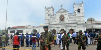 Morti e feriti in un attentato a Colombo