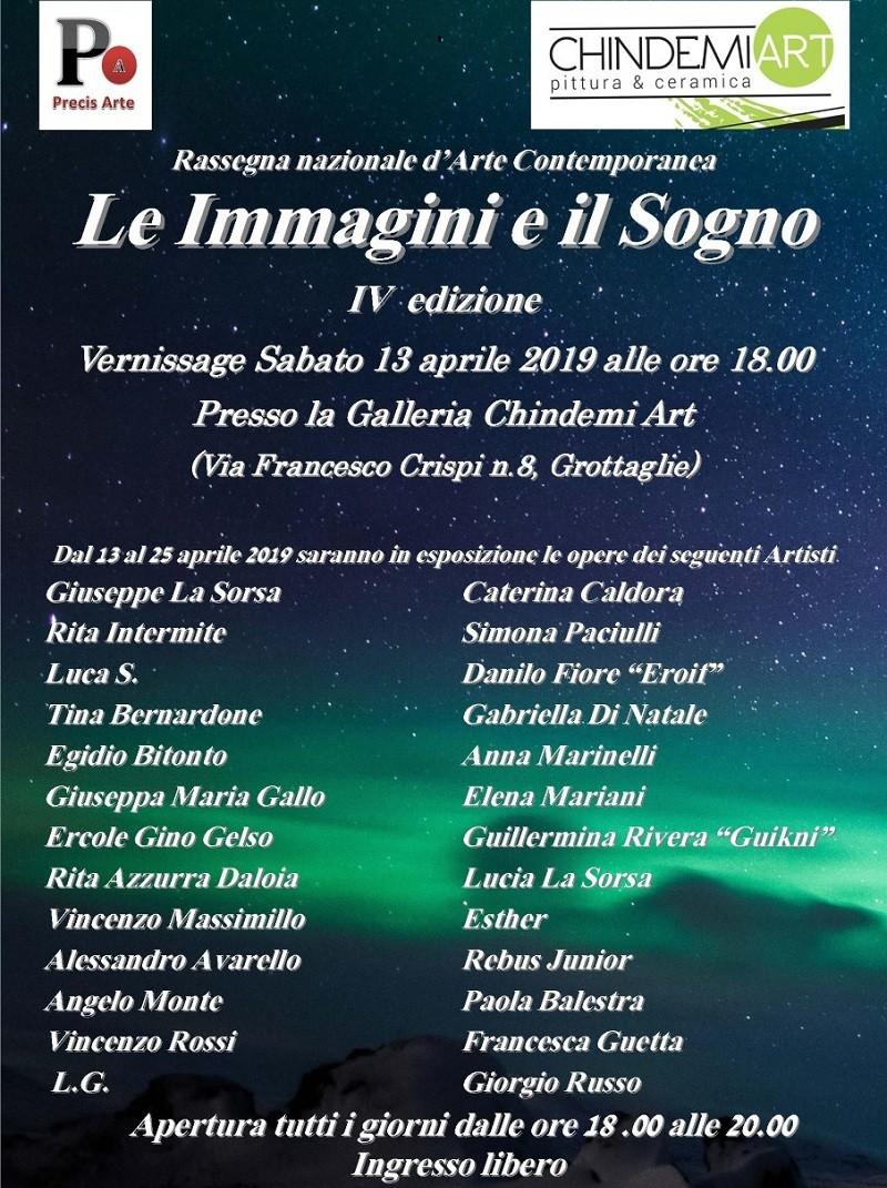 Mostra d'arte a Grottaglie Galleria Chindemi Art