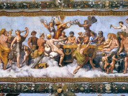 """Mostra di Raffaello """"Icolori della prosperità"""" a Matera"""