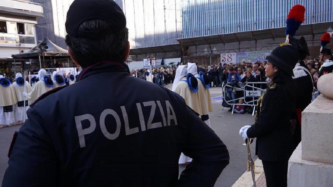 Nella Settimana Santa misure di sicurezza a Taranto