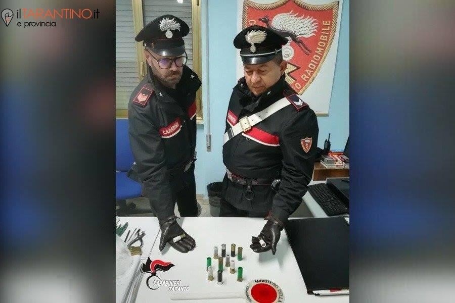 Operazione di anticaporalato dei Carabinieri di Castellaneta