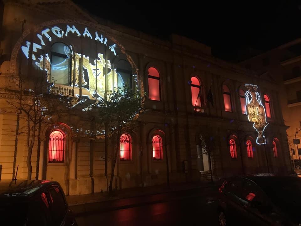 Pasqua con Videomapping e attività al MarTa di Taranto