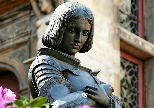 Martina Franca, ricorrenza di Santa Giovanna d'Arco al Villaggio di Sant'Agostino