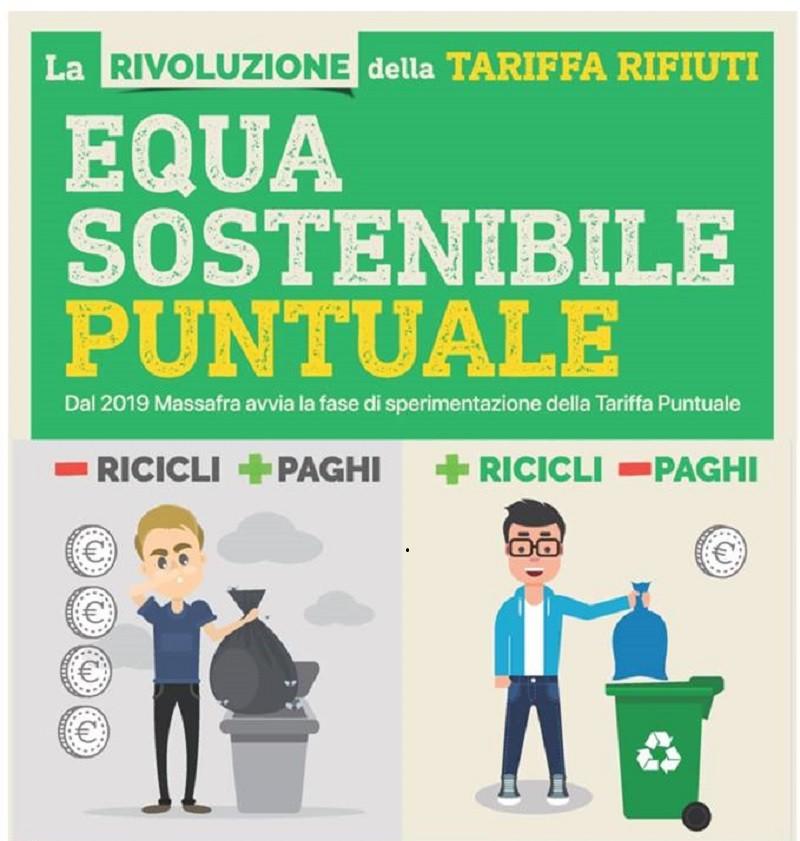 Tariffa rifiuti equa, sostenibile e puntuale a Massafra
