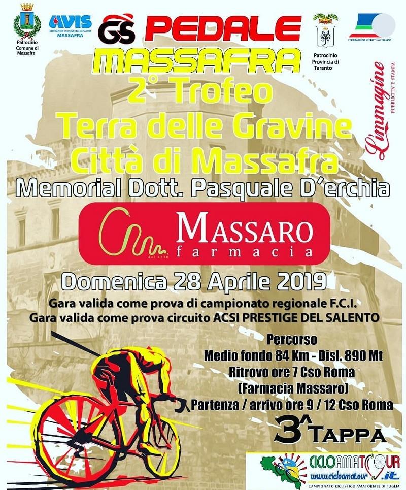 Trofeo Terra delle Gravine - Città di Massafra