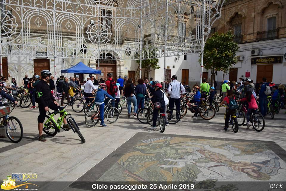 Tutti in piazza a San Giorgio Jonico con la festa patronale