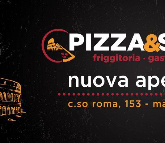 Pizzeria PIZZA&SFIZI friggitoria - gastronomia - Massafra