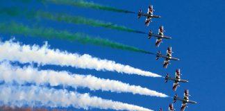 A Bari ritornano le Frecce Tricolore per San Nicola