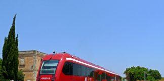A Lecce presentato il primo treno ATR 220
