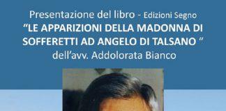 Addolorata Bianco ha presentato a Palagiano il suo libro